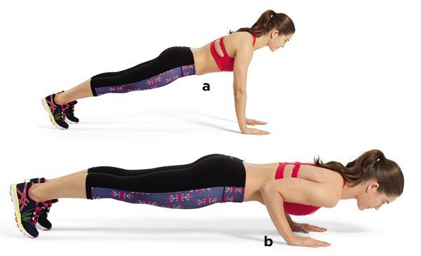 Image result for Pushup Holds