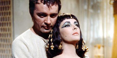 elizabeth taylor cleopatra jewelry