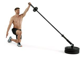 men after 40 workout with upper body and lower body splits