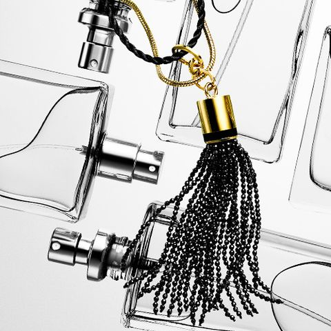 By Kilian Onyx Tassel Necklace