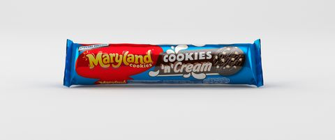 Maryland Cookies Has Launched A New Cookies 'N' Cream Flavour