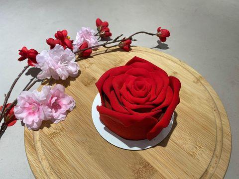 情人節最浪漫「玫瑰花蛋糕」限量回歸!bac期間限定巧克力蛋糕,情人約會、慶生必備甜點