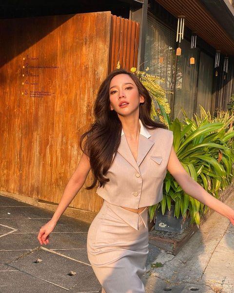 42歲泰國朴敏英泰國女神aump
