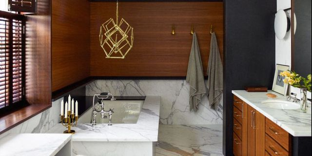 25 Best Modern Bathrooms Luxe Bathroom Ideas With Modern Design