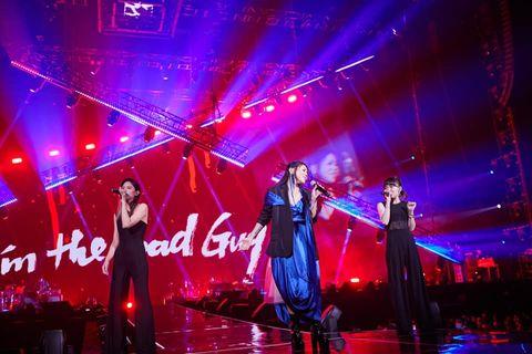 蔡健雅《給世界最悠長的吻》演唱會歌單!tanya攜手林俊傑美聲合唱〈拋物線〉
