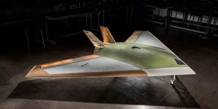 New Stealth Drone Has No Moving Surfaces at All
