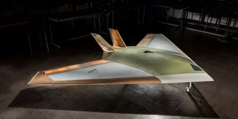 Airplane, Wing, Ground attack aircraft, Aircraft, Experimental aircraft, Vehicle, Scale model, Space, Aviation, Spaceplane,