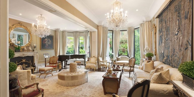 Michael feinstein manhattan townhouse for sale michael for Townhouses for sale in manhattan ny