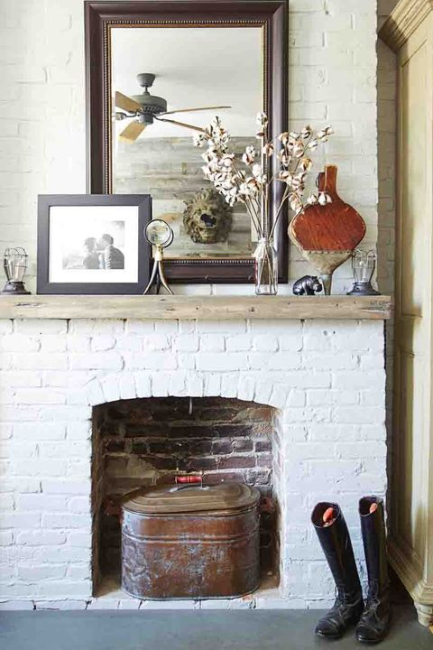 15 Fireplace Mantel Ideas Modern Fireplace And Mantel Decor