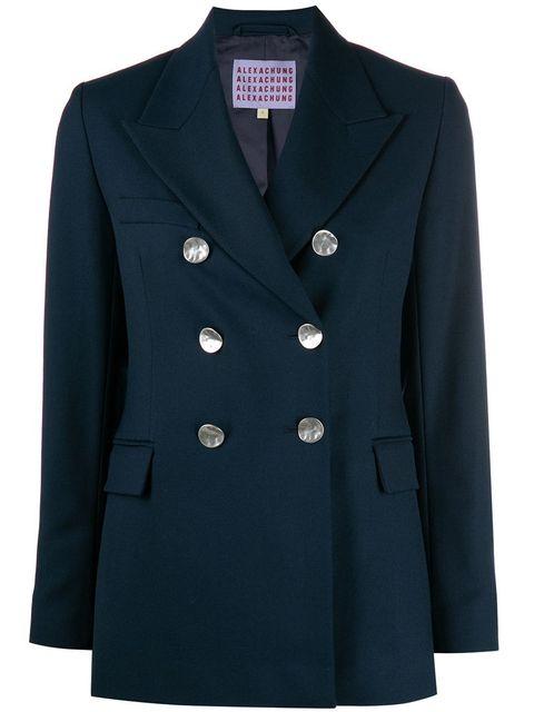 Clothing, Outerwear, Jacket, Blazer, Coat, Sleeve, Overcoat, Button, Suit, Collar,