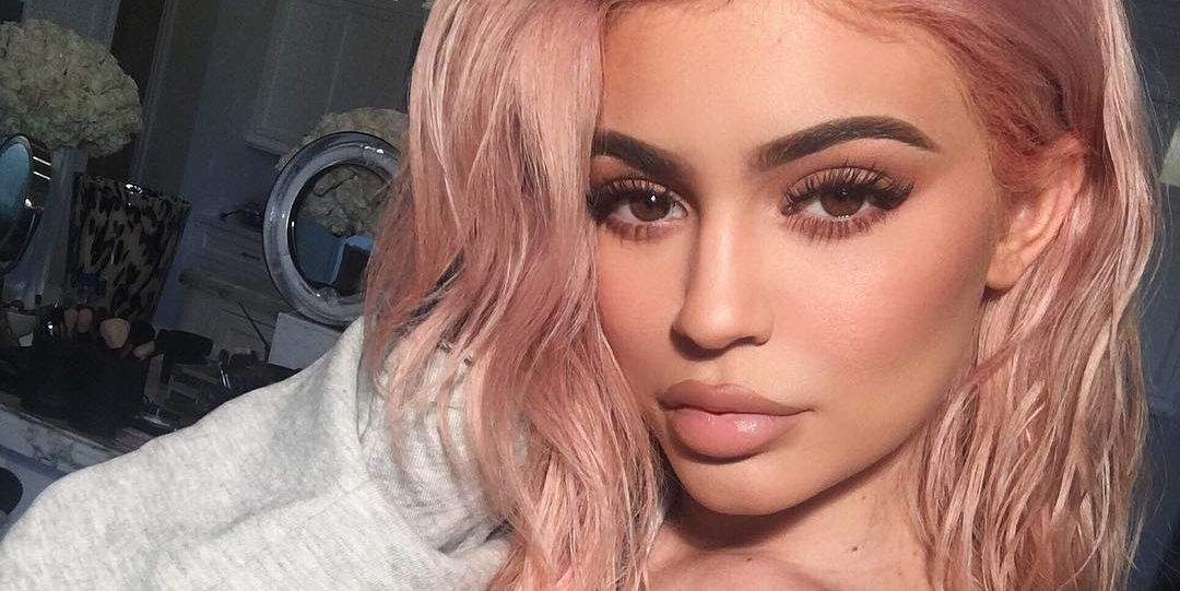 """Kylie Jenner Responds to Being Called a """"14-Year-Old Prostitute"""" in the Best Possible Way"""