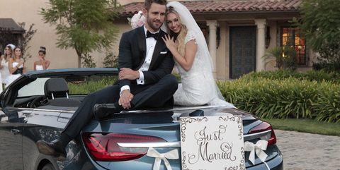 Automotive design, Vehicle, Car, Suit, Bridal clothing, Performance car, Coat, Formal wear, Automotive exterior, Personal luxury car,