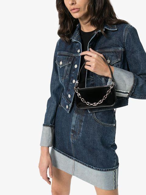 Denim, Clothing, Jeans, Shoulder, Jacket, Outerwear, Sleeve, Fashion, Waist, Textile,