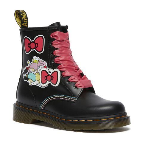 hellokitty, 三麗鷗, 低筒靴, 大耳狗, 布丁狗, 皮鞋, 美樂蒂, 酷企鵝, 靴子, 馬汀大夫, 馬汀鞋, 馬靴, 高筒靴
