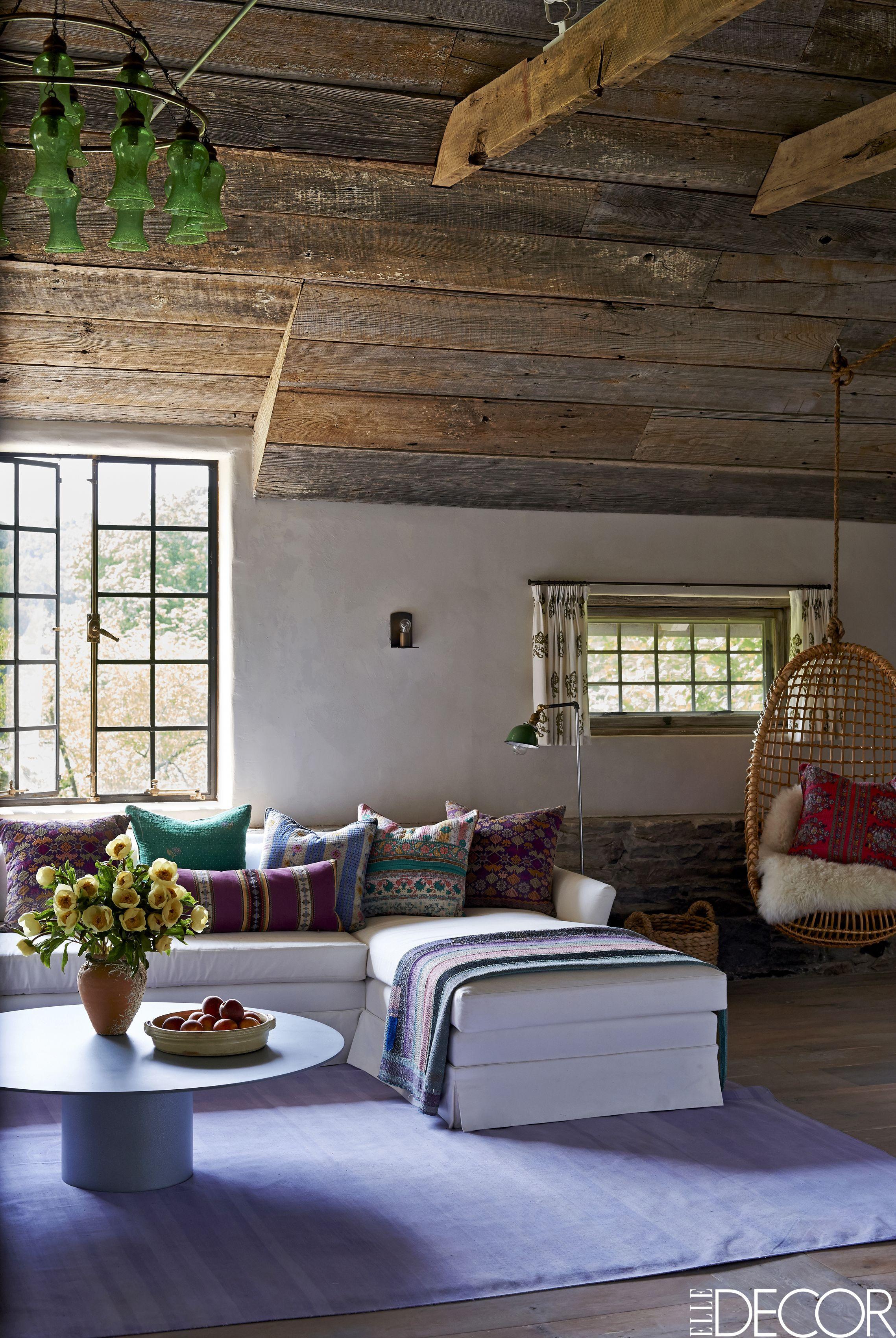 dekorieren im art deco stil luxus wohnung, 24 best white sofa ideas - living room decorating ideas for white sofas, Design ideen