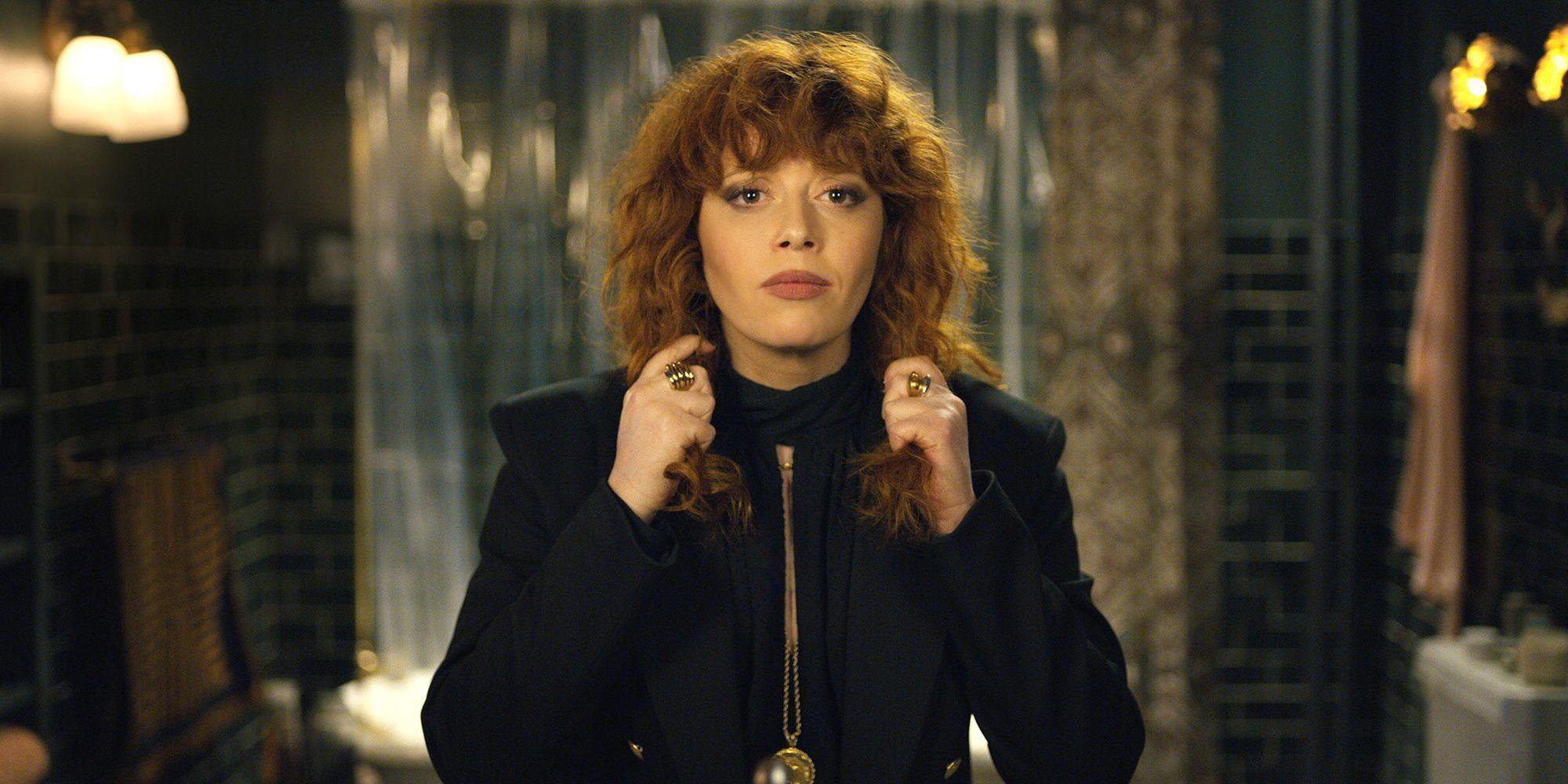 Natasha Lyonne inRussian Doll