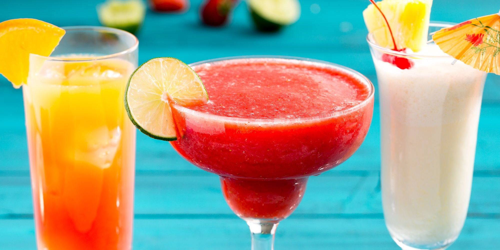 10 Rum Cocktails That Taste Like A Tropical Vacation