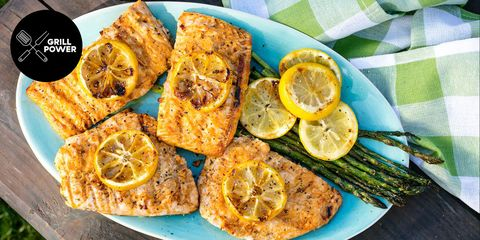 20 Easy Grilled Fish Seafood Recipes Grilling Seafood