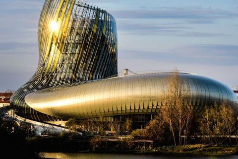 France's Wine Theme Park Is The Stuff Of Grown-Up Dreams