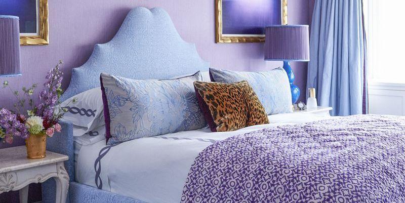 25 Purple Room Decorating Ideas How To Use Purple Walls Decor