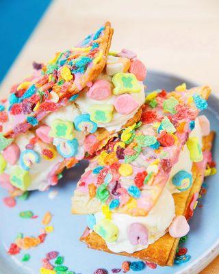 poptart ice cream sandwich