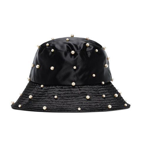 黑色珍珠帽