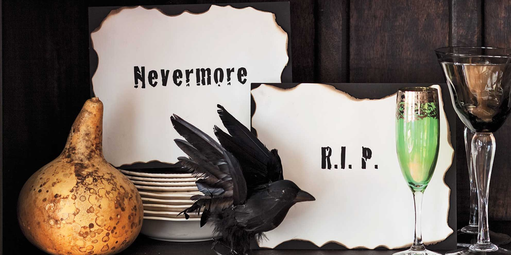 50 DIY Halloween Decorations That'll Transform Your Home