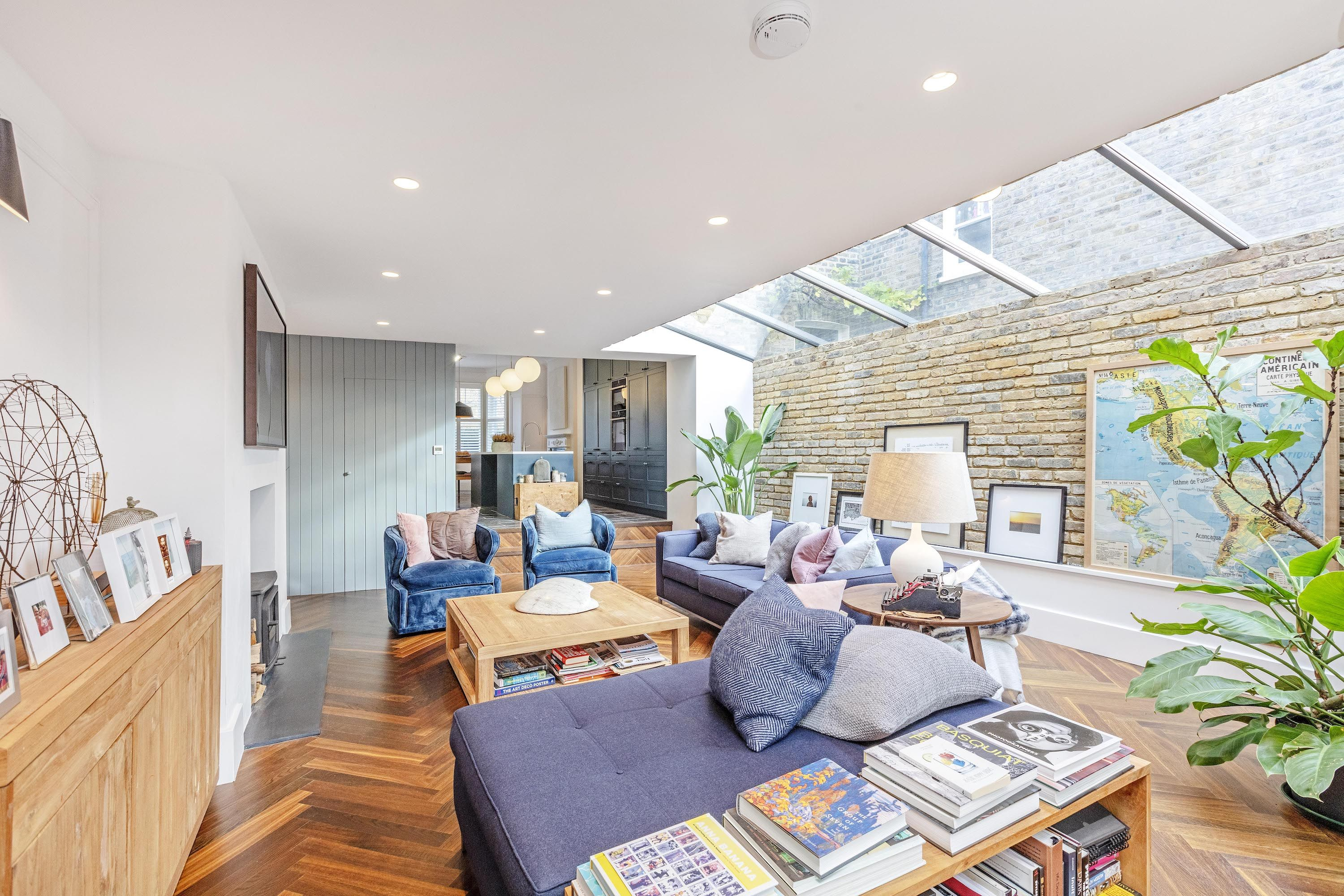 Wonderful family home for sale in Barnes Village