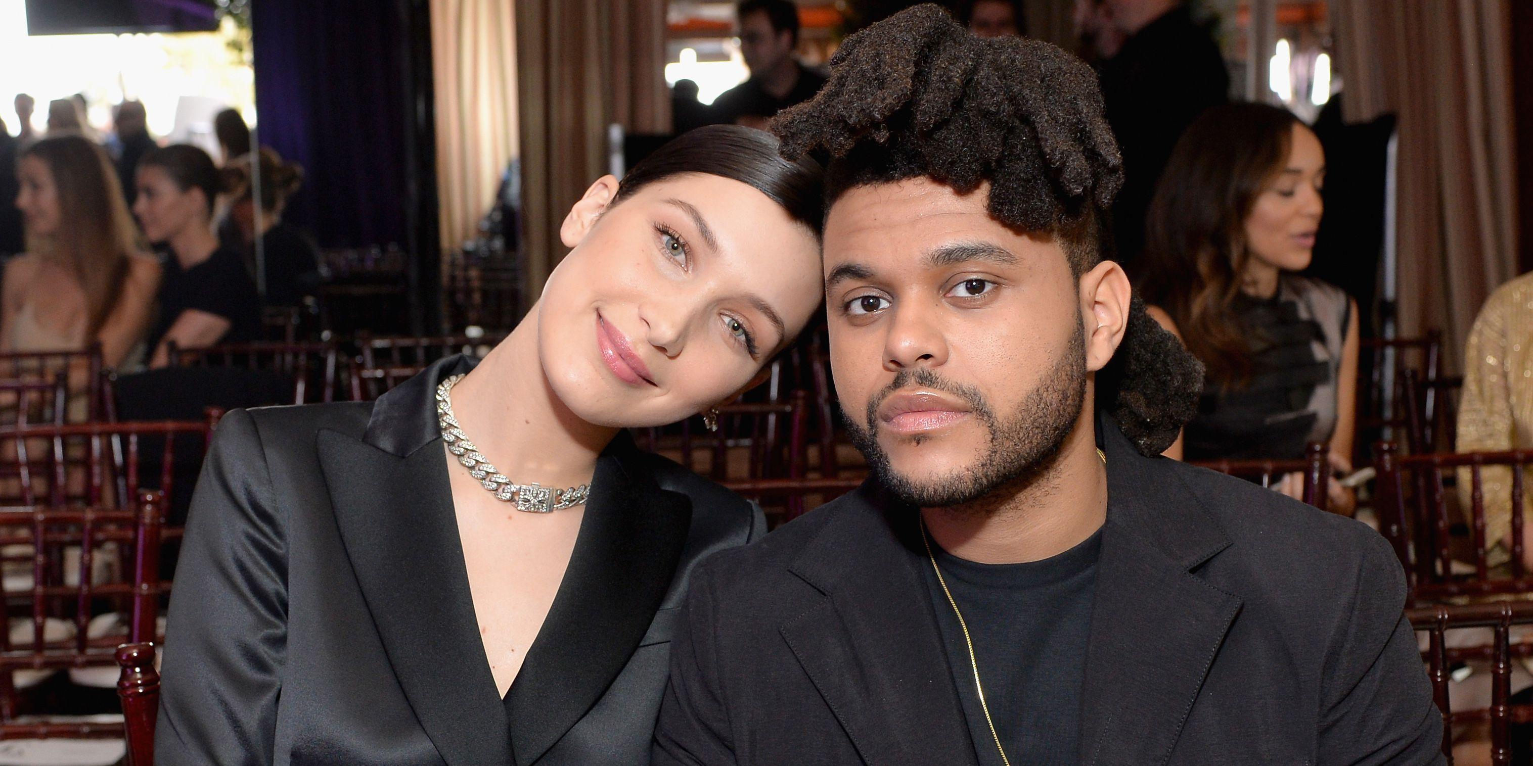 Bella Hadid, The Weeknd, Abel Tesfaye, Coachella