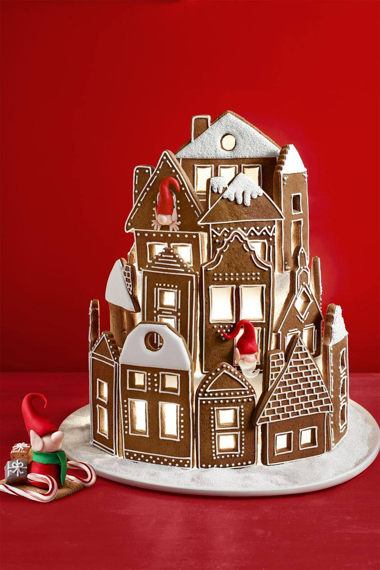 Gingerbread Recipe Gingerbread Village