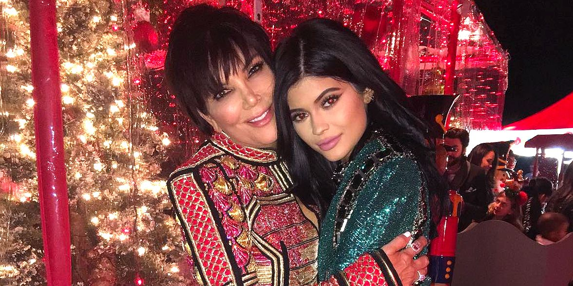 The Kardashian-Jenner Christmas Decorations Are as Over-the-Top as ...
