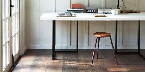 Floor, Lighting, Architecture, Interior design, Flooring, Room, Table, Ceiling, Light fixture, Wall,