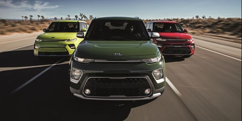 How We'd Spec It: The 2020 Kia Soul, in Regular, X-Line, and GT-Line Trims