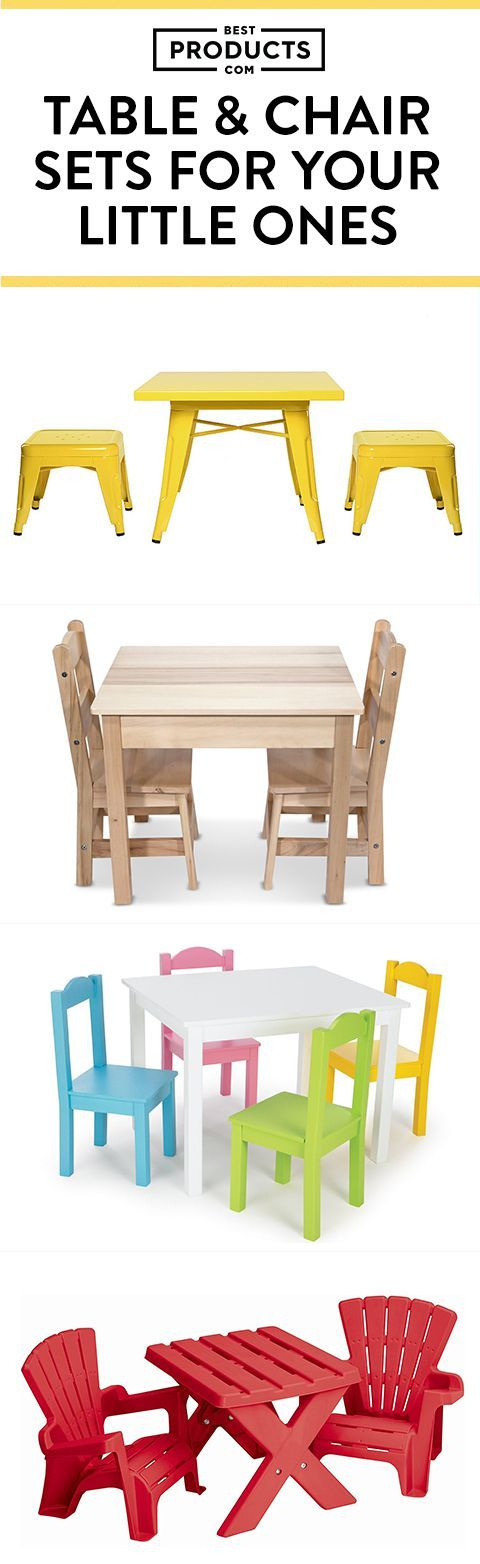 17 Best Kids Tables And Chairs In 2018 Childrens Table And Chair