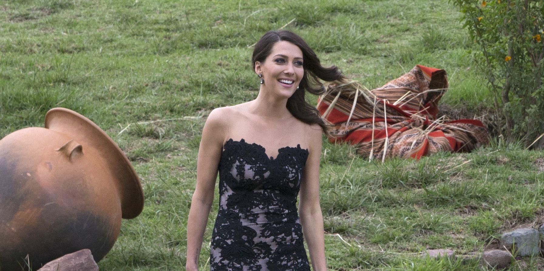 Becca on The Bachelor
