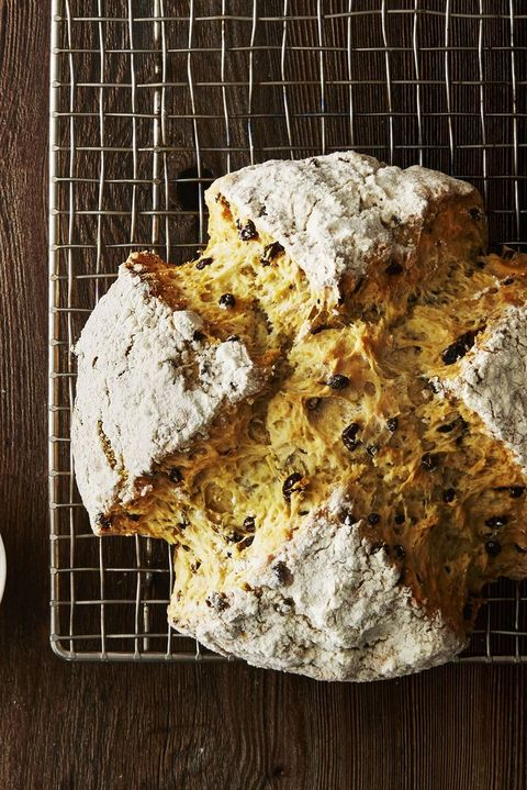 St. Patrick's Day Appetizers - Irish Soda Bread