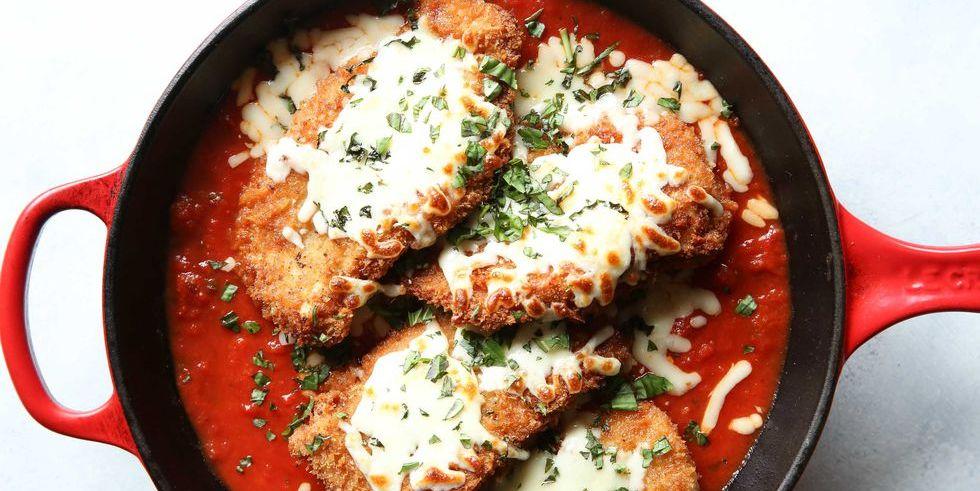 15+ Best Breaded Chicken Recipes - How to Bread Chicken Breast