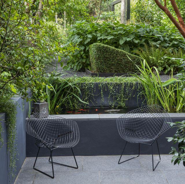 modern garden ideas and inspiration