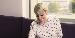Steph McGovern shares relatable baby incident