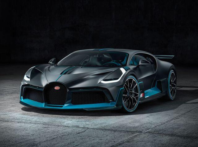 2020 Bugatti Divo What We Know So Far