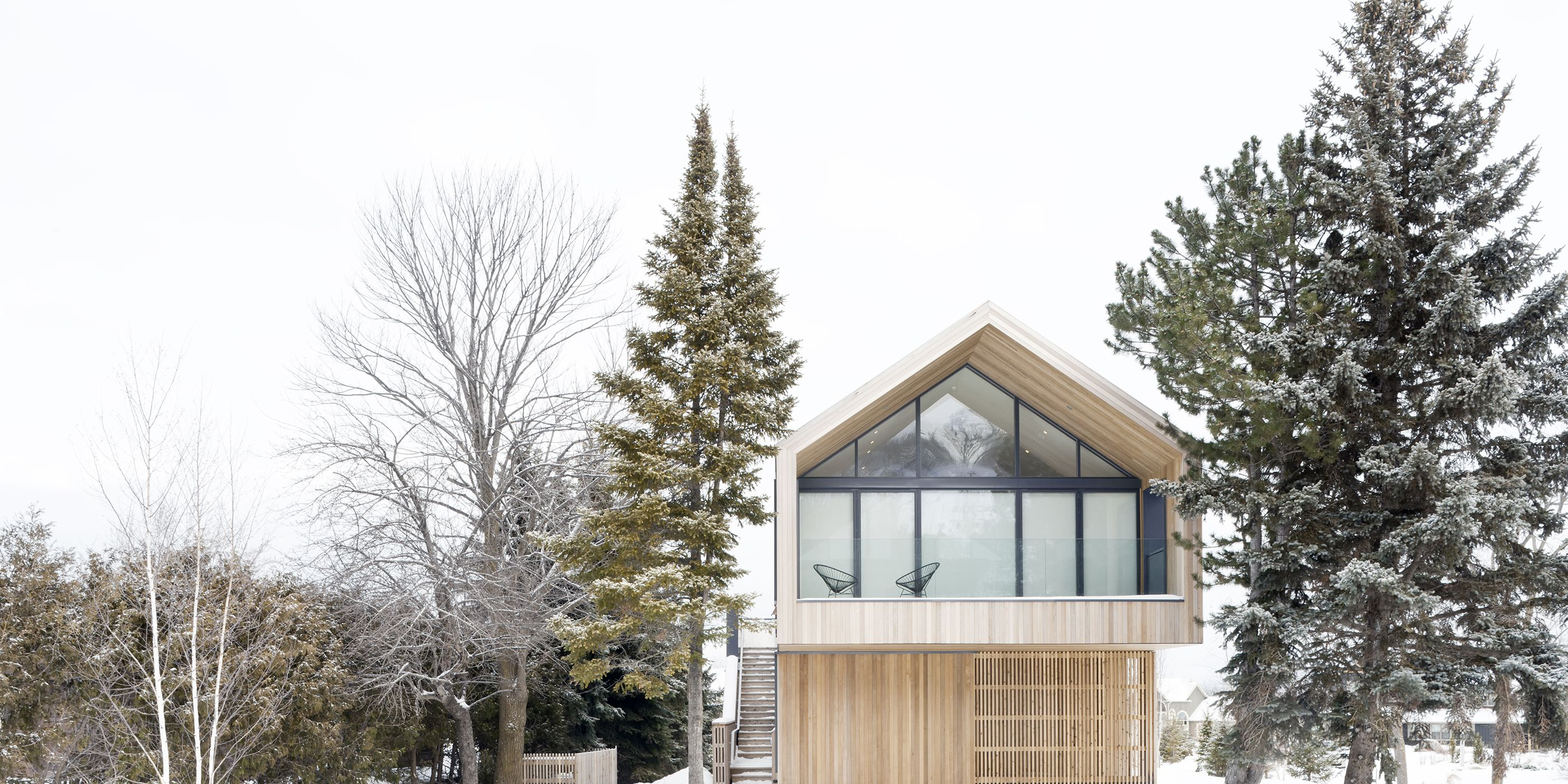 Atelier Kastelic Buffey, Maison Glissade, Collingwood, Ontario, Canada