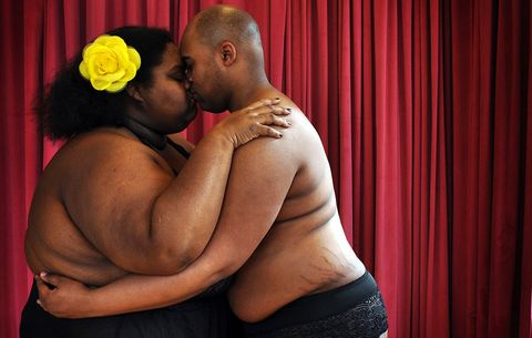 These NSFW Photos Prove Once And For All That Love Is Gorgeous At Every Size