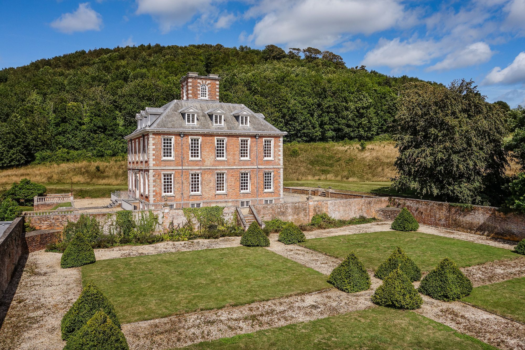 Charming William and Mary house for sale in Axmouth, Devon