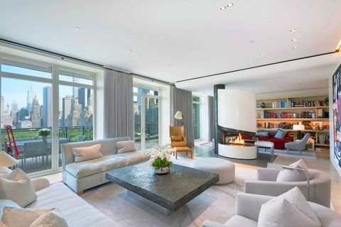 Sting And Trudie Styler New York City Apartment - Sting ...
