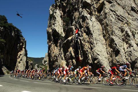 Voorbeschouwing Tour de France - Etappe 15