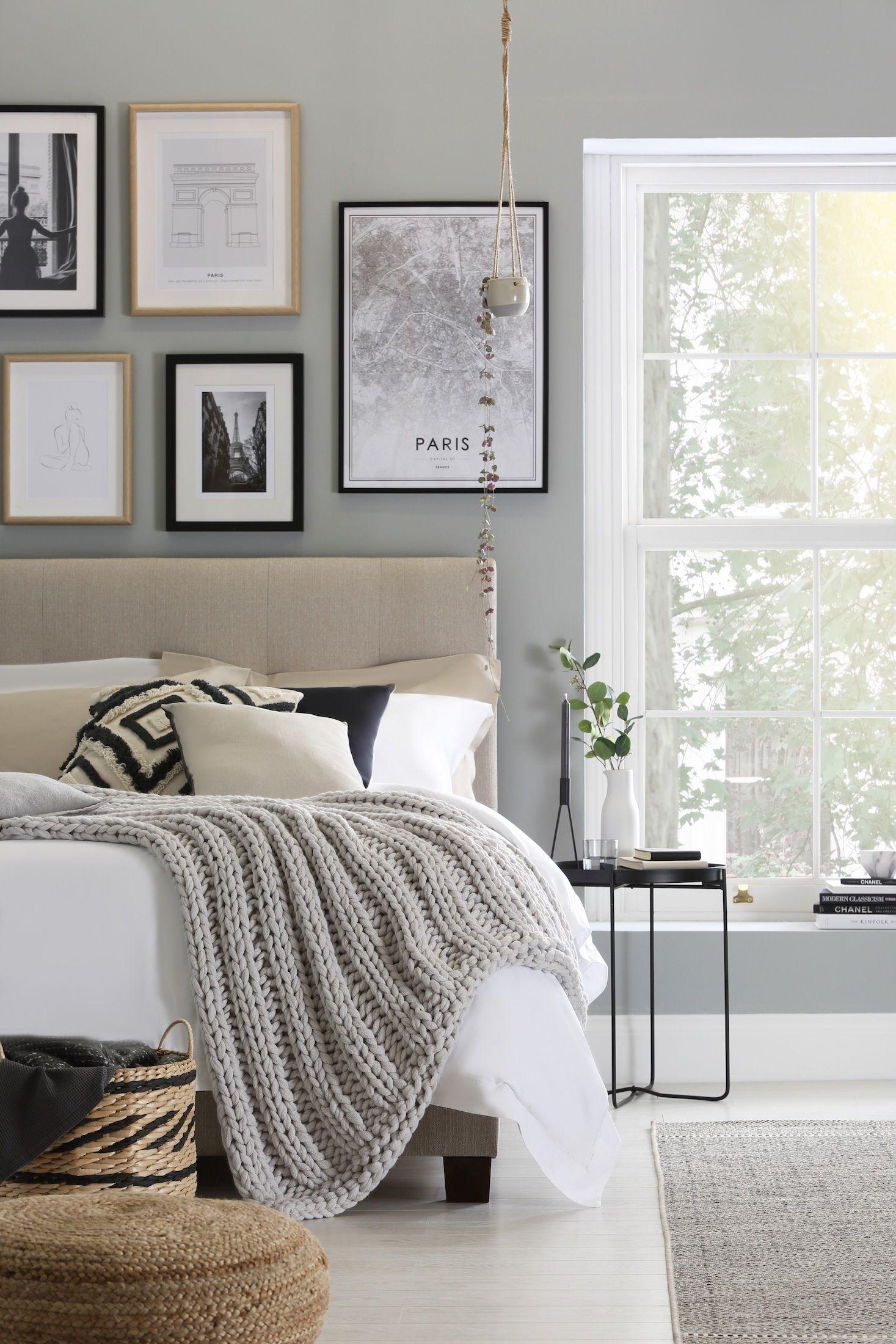 13 Grey Bedroom Ideas - Grey Bedroom
