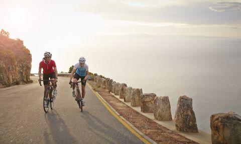 fitter, sneller, beter klimmen, herstellen, ontspannen, groepsrit, tips