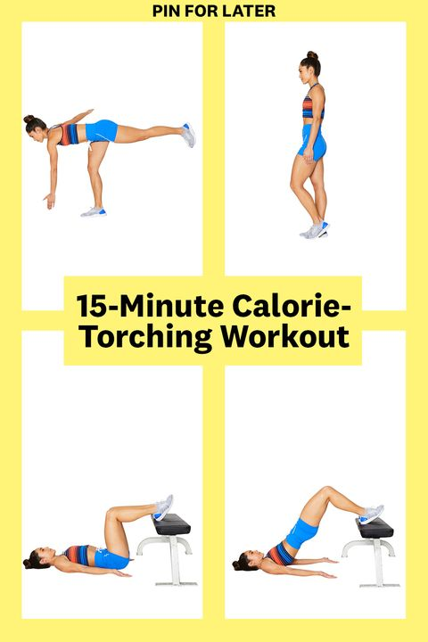 A 15-Minute Circuit That Will Set Your Metabolism On 🔥