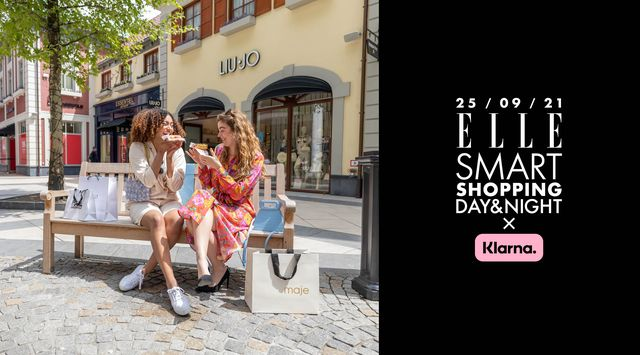 elle smart shopping day and night designer outlet roermond