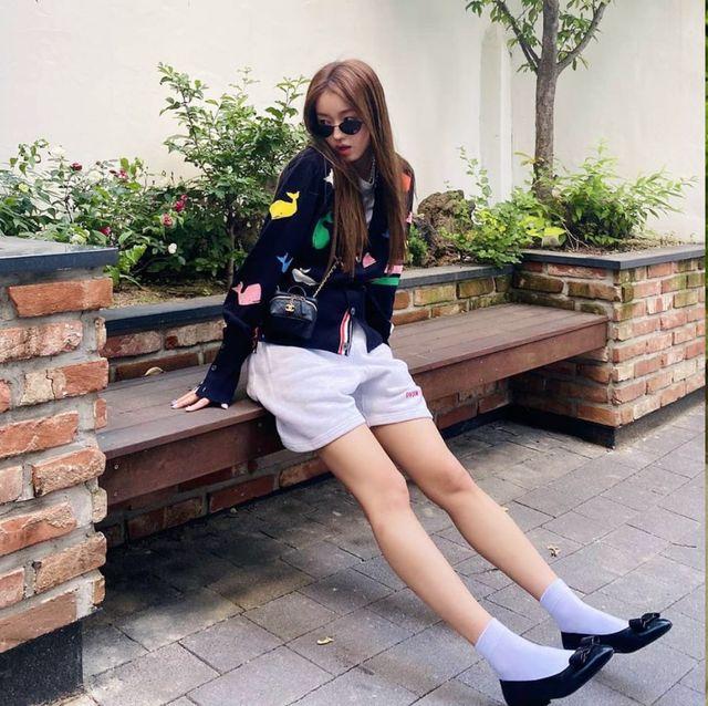 150160小隻女必學穿搭!韓國精靈系女星的三大顯高原則 直接飆出視覺170